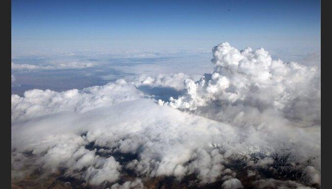 На Великобританию движется новое облако пепла