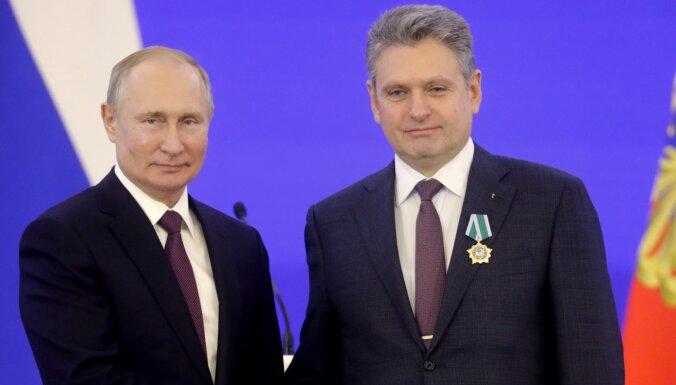 Putins apbalvo spiegošanā apsūdzētu bulgāru 'Rusofilu' līderi