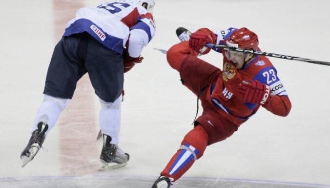 Сборная России — победитель Кубка Карьялы