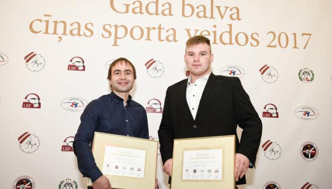 Латвийский супертяж одержал первую победу в немецкой бундеслиге