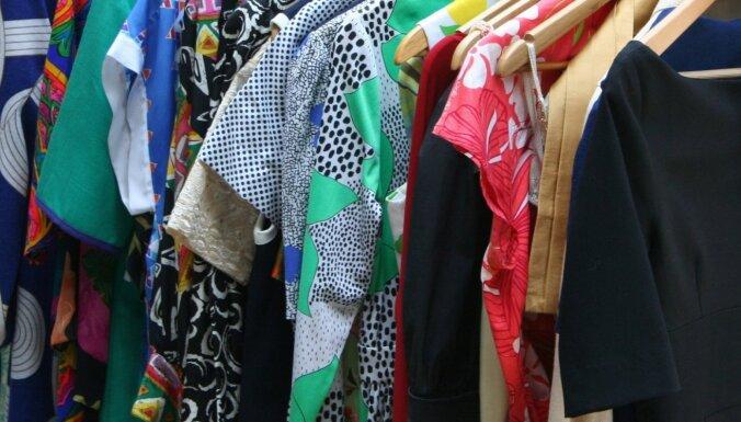 Lietoto apģērbu tirgotāja 'R.D.A.' direktore: negribējām riskēt, sasteigti atverot interneta veikalu
