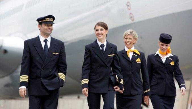 'Germanwings' un 'Lufthansa' piloti atsakās lidot ar lidmašīnām 'Airbus A320'