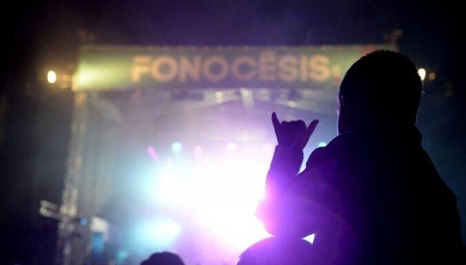 'Fono Cēsis' izziņo 'Fonokluba' dīdžeju programmu un telšu pilsētu
