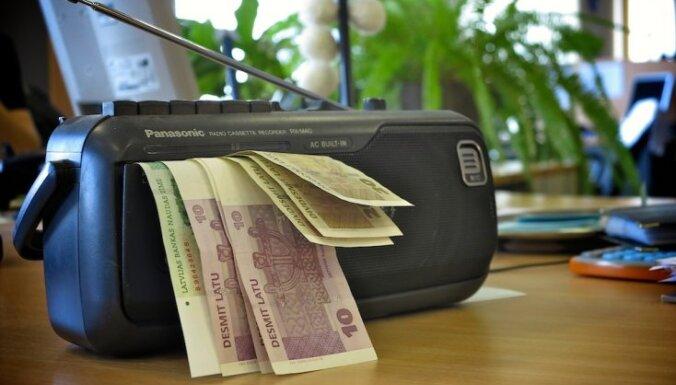 'Brīvie demokrāti' mudina apturēt AKKA/LAA 'naudas kāri'