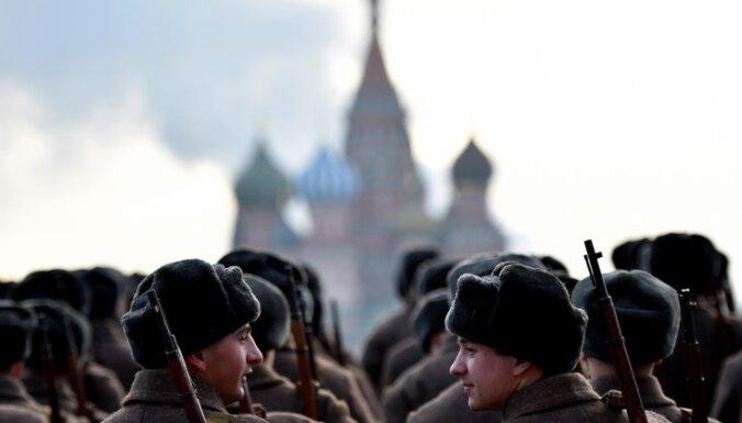 Putins piekrīt Dienvidosetijas bruņoto formējumu iekļaušanai Krievijas armijā