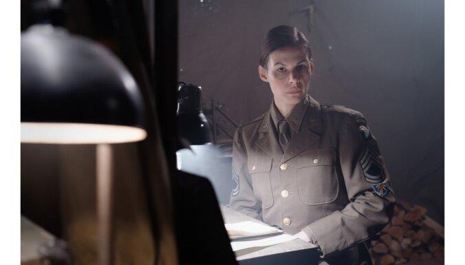 Foto: Latvijas zvaigznes un Holivudas aktieri – kā tapa trilleris 'Warhunt'