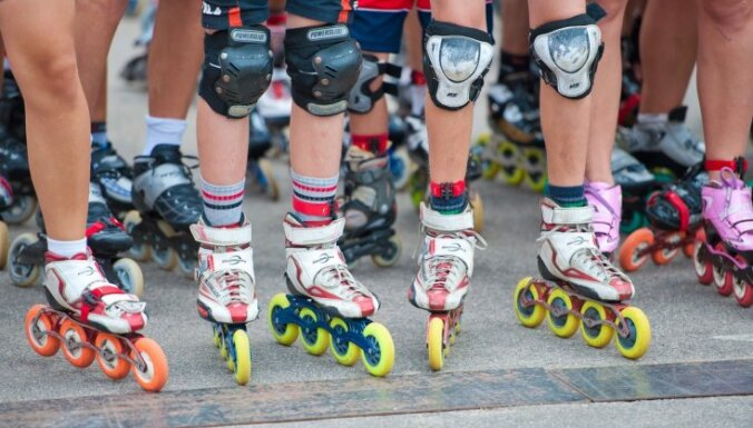 1 июня в Риге состоится праздник роликового спорта
