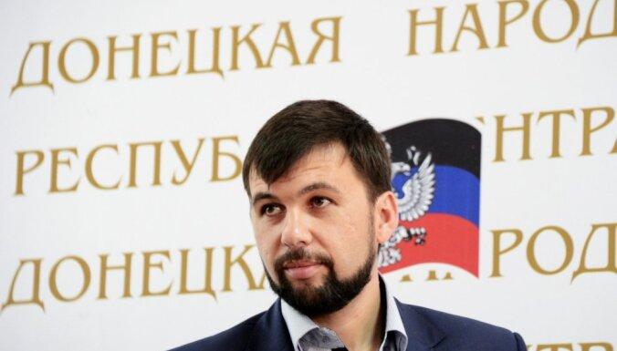 Пушилин сообщил о создании регулярной армии Новороссии