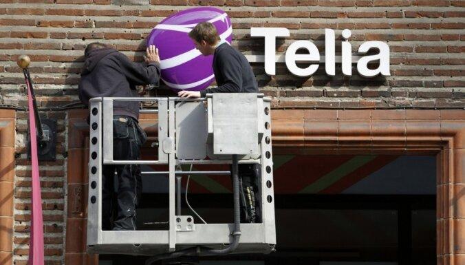 Telia поссорилась с Латвией из-за LMT и Lattelecom; министр надеется восстановить общение