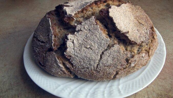 Griķu maize ar sēkliņām
