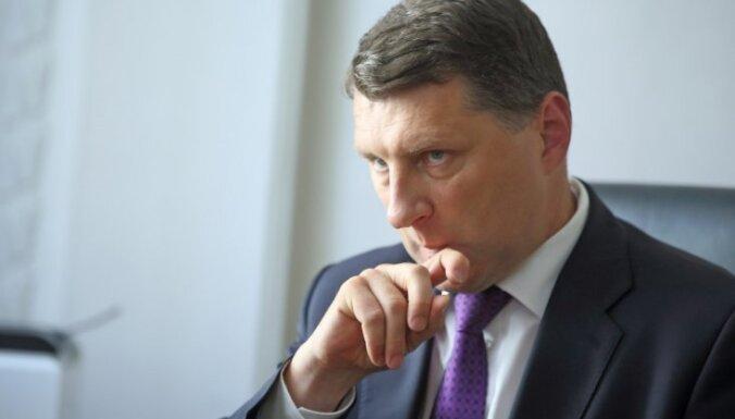 Вейонис: только после аннексии Крыма политики ЕС поняли, что ситуация изменилась