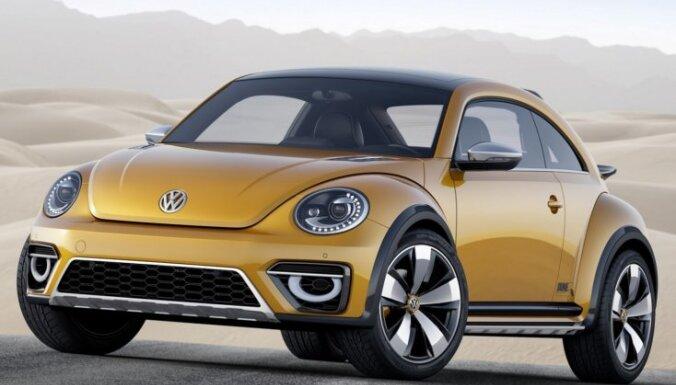 """Volkswagen анонсировал прекращение выпуска легендарных """"Жуков"""""""