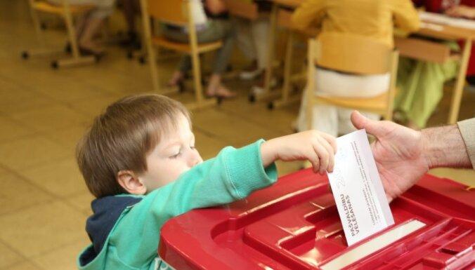 В Риге активность избирателей выросла, по Латвии – немного снизилась