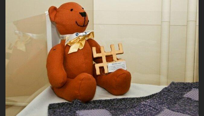Glābējsilītē Valmierā ielikts pirmais mazulis