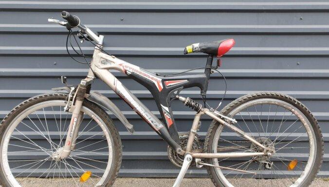 Лиепайская полиция разыскивает владельца велосипеда Leopard