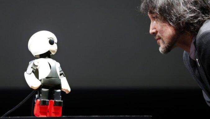 Japāņu runājošais robots ir gatavs kosmiskajai misijai