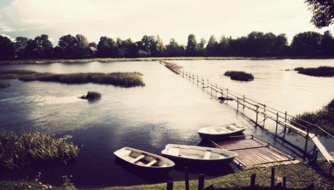 За год Латвия потеряла 5 га своей территории
