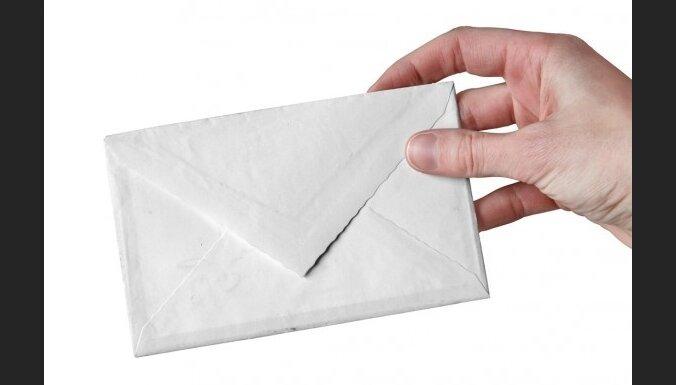 Tirgotāji lūdz daļēji deleģēt viņiem pasta pakalpojumu sniegšanu reģionos
