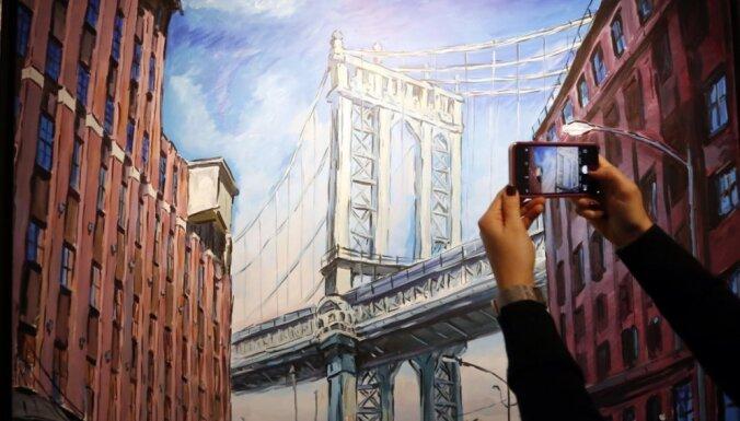 Londonā atklās Boba Dilana gleznu izstādi