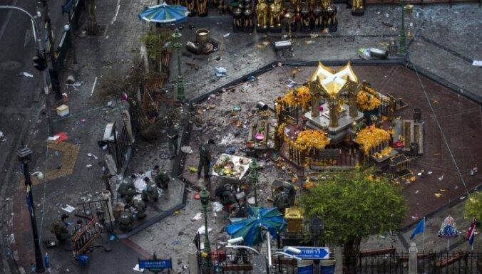 Теракт в Бангкоке: полиция установила приметы главного подозреваемого