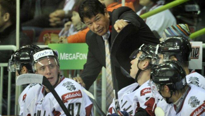 Сборную Латвии перед ЧМ-2014 покинули еще пять игроков