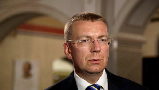 Ринкевич: скоро в Латвии откроется посольство Арабских Эмиратов