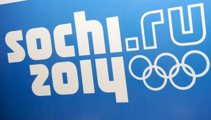 Soču olimpiskajās spēlēs Latviju varētu pārstāvēt 50-53 sportisti