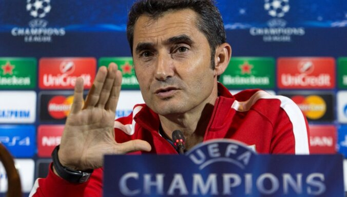 Mesi atbalsta Valverdes palikšanu 'Barcelona' galvenā trenera amatā