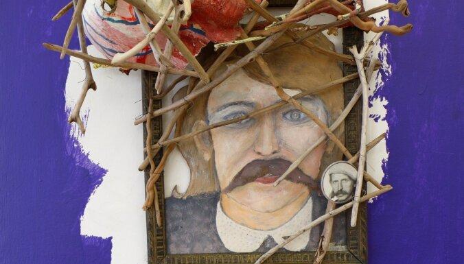 Latvijas mākslas autsaiders Nr. 1. Visvaldis Ziediņš – no nekurienes līdz izstādei ASV