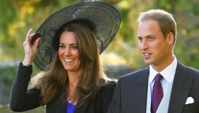 'Bārbijas' ražotāji izlaiž prinča Viljamsa un hercogienes Keitas lelles