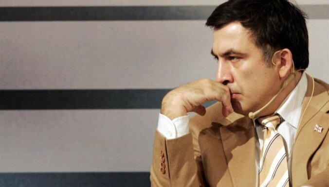 Saakašvili lasīs atklāto lekciju LU par Gruzijas iekšpolitiku un nākotnes vīziju