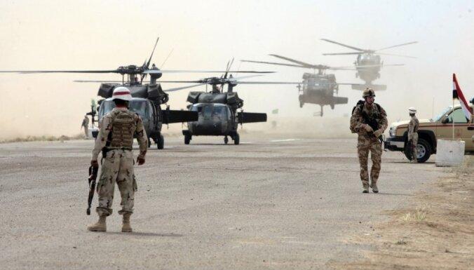 Международный суд хочет расследовать действия британской армии в Ираке и Афганистане
