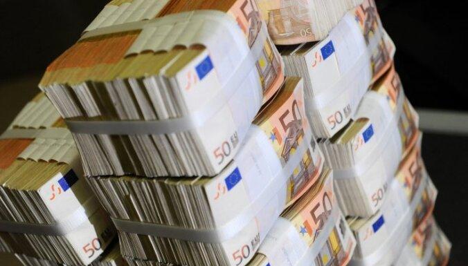 Kontroles dienests pērn panācis 101 miljona eiro iesaldēšanu