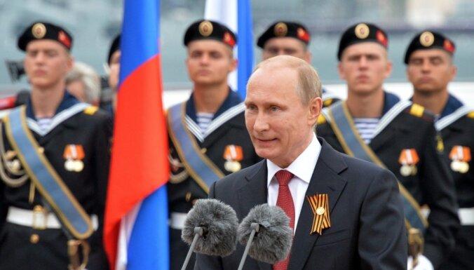 Россияне подняли рейтинг Путина до исторического максимума