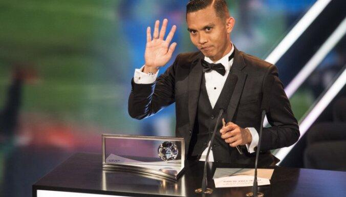 Malaysian Mohd Faiz Subri win FIFA Puskas Award