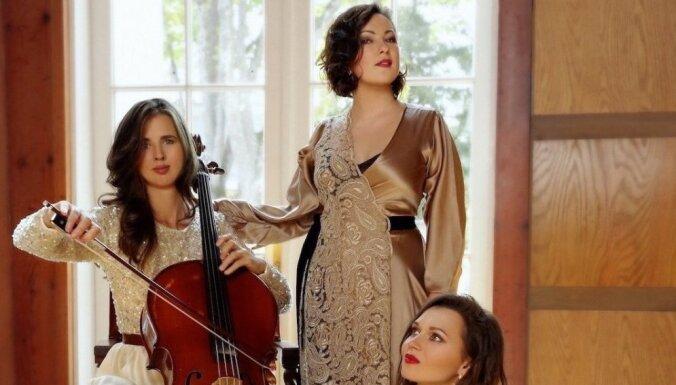 Trio 'Art-i-Shock' aicina uz koncertu 'Krāsainie Ziemassvētki'