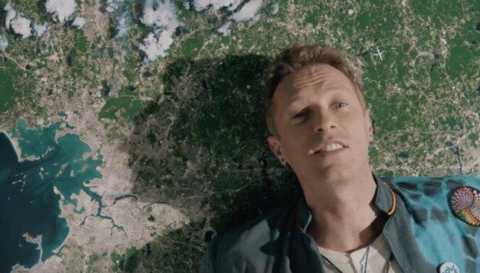 Noskaties! 'Coldplay' publicē jaunu videoklipu