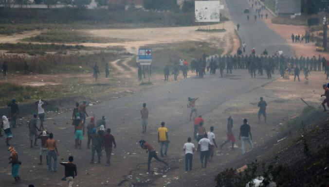 Сожженные машины и стрельба по протестующим. Что происходит в Венесуэле?