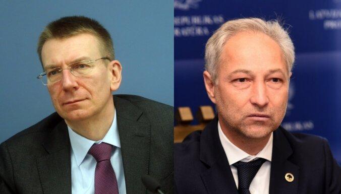 'Izrēķināšanās mēģinājums' – Rinkēvičs un Bordāns iebilst pret baltkrievu opozīcijas politiķa izdošanu