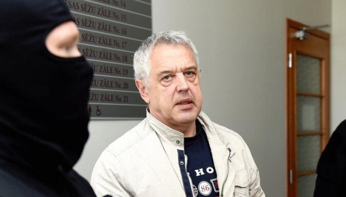 Гапоненко запрещен выезд из Латвии