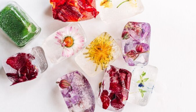 Kļūsti par Ledus karalieni virtuvē – pasniedz dzērienus ar eleganti aukstu piesitienu!