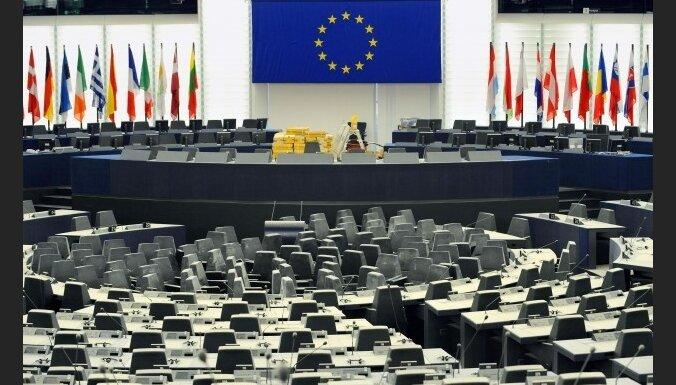 ЕвроБлог: Латвийские депутаты обживают Европарламент