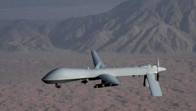 ASV vairs neziņos par bojāgājušo skaitu dronu uzbrukumos