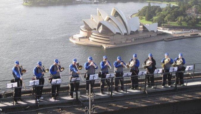 Достопримечательность Австралии отметила 80-летний юбилей