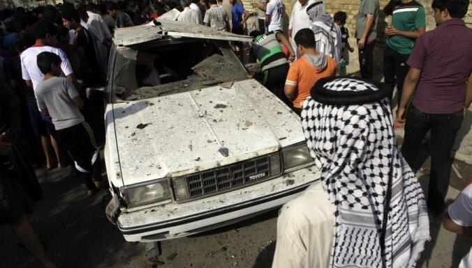 Серия терактов в Ираке: десятки погибших и раненых