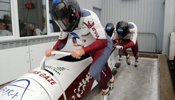 Экипаж Маскаланса— третий на стартовом этапе Кубка Европы