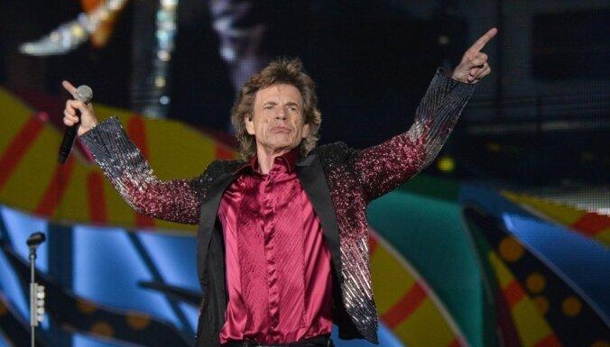 The Rolling Stones выпустит старые песни, которые никогда не входили в альбомы