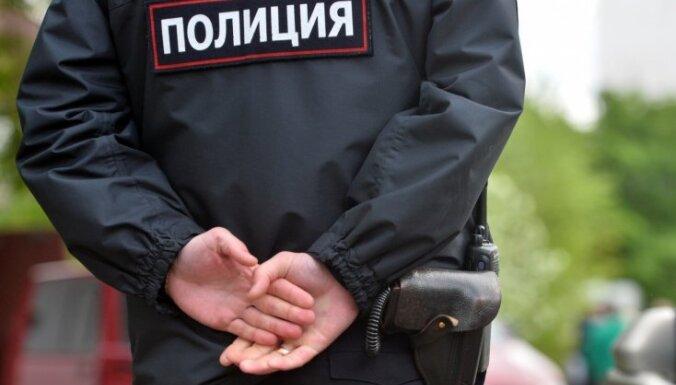 Как в Москве задерживали журналистов, поддержавших Илью Азара