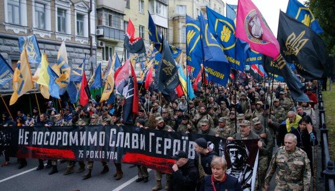 Украина: ветераны ОУН и УПА признаны участниками боевых действий