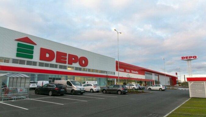 ФОТО: В Таллине открылся первый магазин латвийской сети Depo